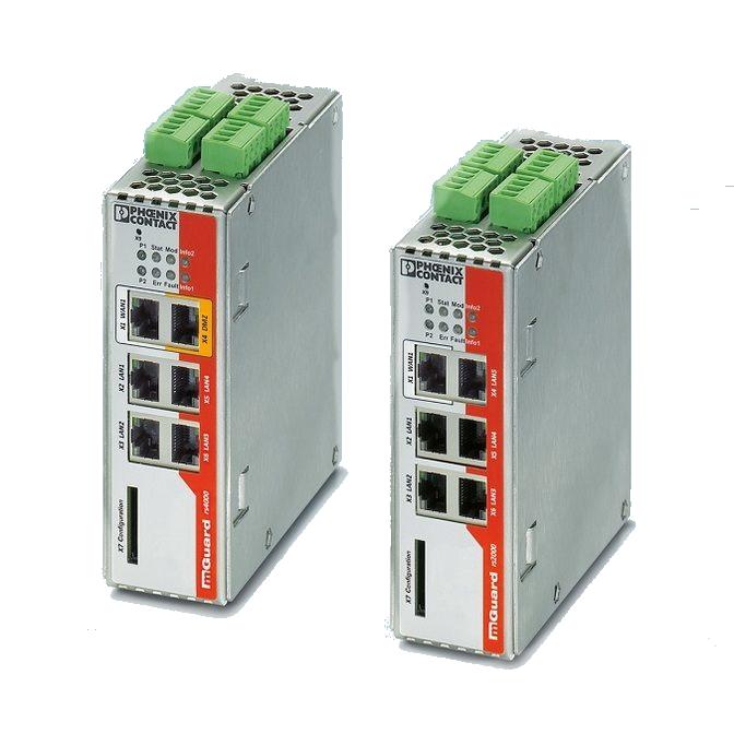 FL mGuard RS4004 and RS2005