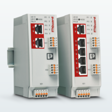 Security routers – protect industrial networks easily
